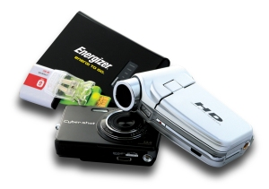 Charge your electonic on the go with the new range of Energizer® Energi To Go® Power Packs